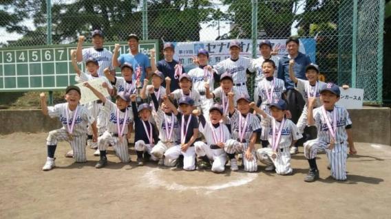 柏市低学年春季大会 3位入賞!!